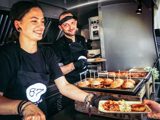 Catering Mitarbeiterfest