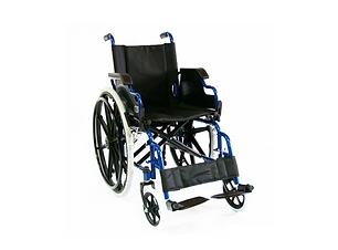 Кресло-коляска механическая, с литыми за
