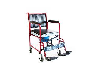 Кресло-коляска инвалидная с санитарным у
