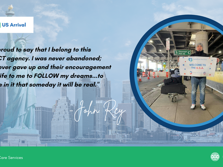 Achieving the American Dream – John Rey