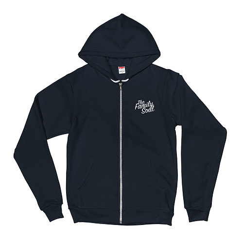 The Family Soul (#009) - Navy Hoodie sweater