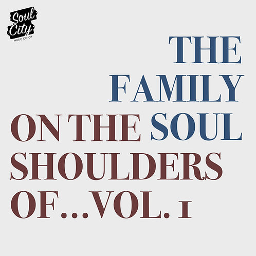 (CD) On The Shoulders Of...Vol. 1 - The Family Soul