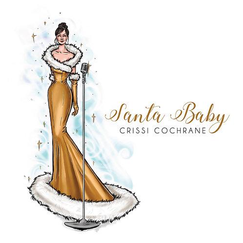 Santa Baby - Crissi Cochrane