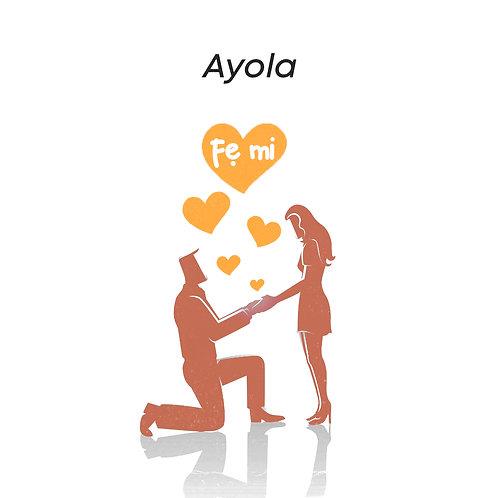 Fe Mi - Ayola