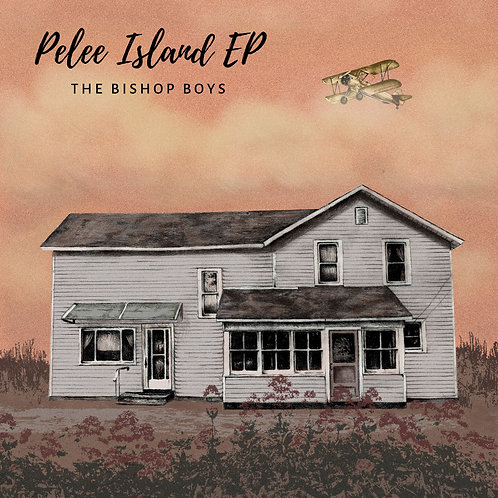 (CD) Pelee Island EP - The Bishop Boys