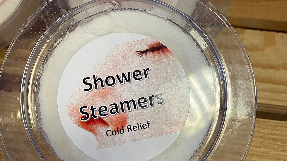 Shower Steamers - Cold Relief