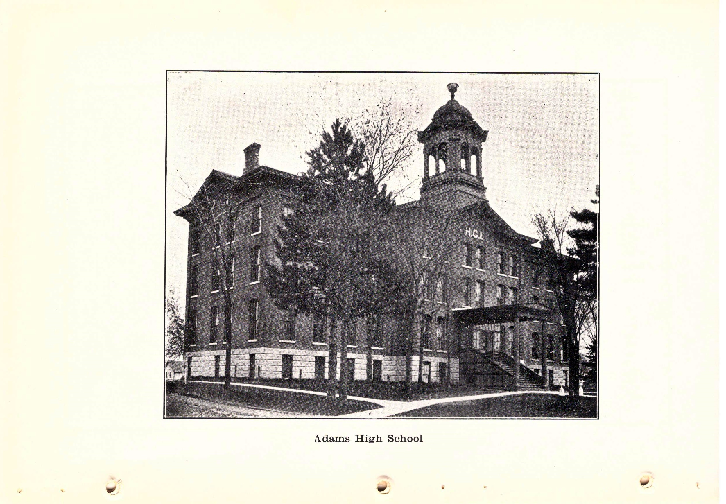 31. ADAMS hIGH  SCHOOL (1)