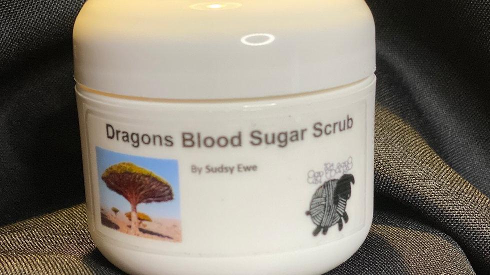 Dragons Blood Sugar Scrub