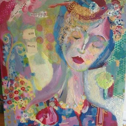 """""""Anna"""" A3 Framed Print"""