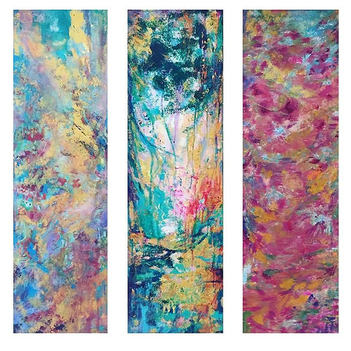 Natural Triptych