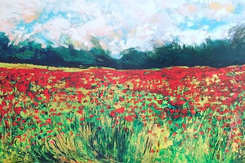 Just In Time (Overton Poppies)