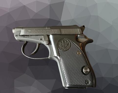 Beretta 21A Bobcat .25 ACP