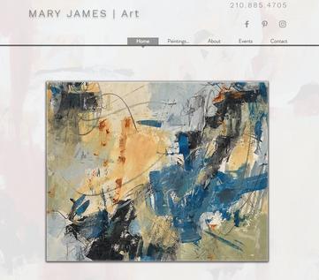 Mary James | Art