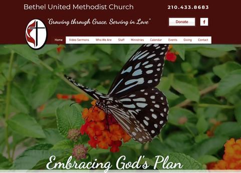 Bethel United Methodist Church San Antonio