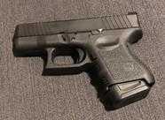 Glock 26 Gen 3 + 2 Magazines