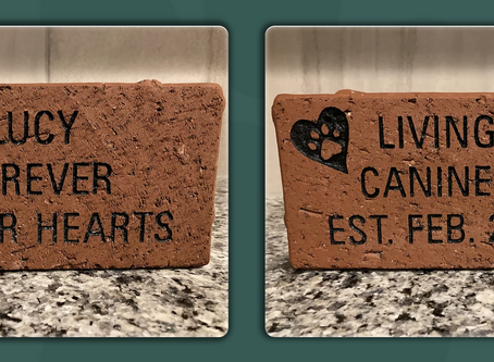 Tribute Bricks