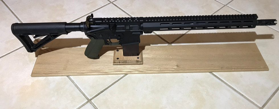 B. King Firearms AR-15 Build #2