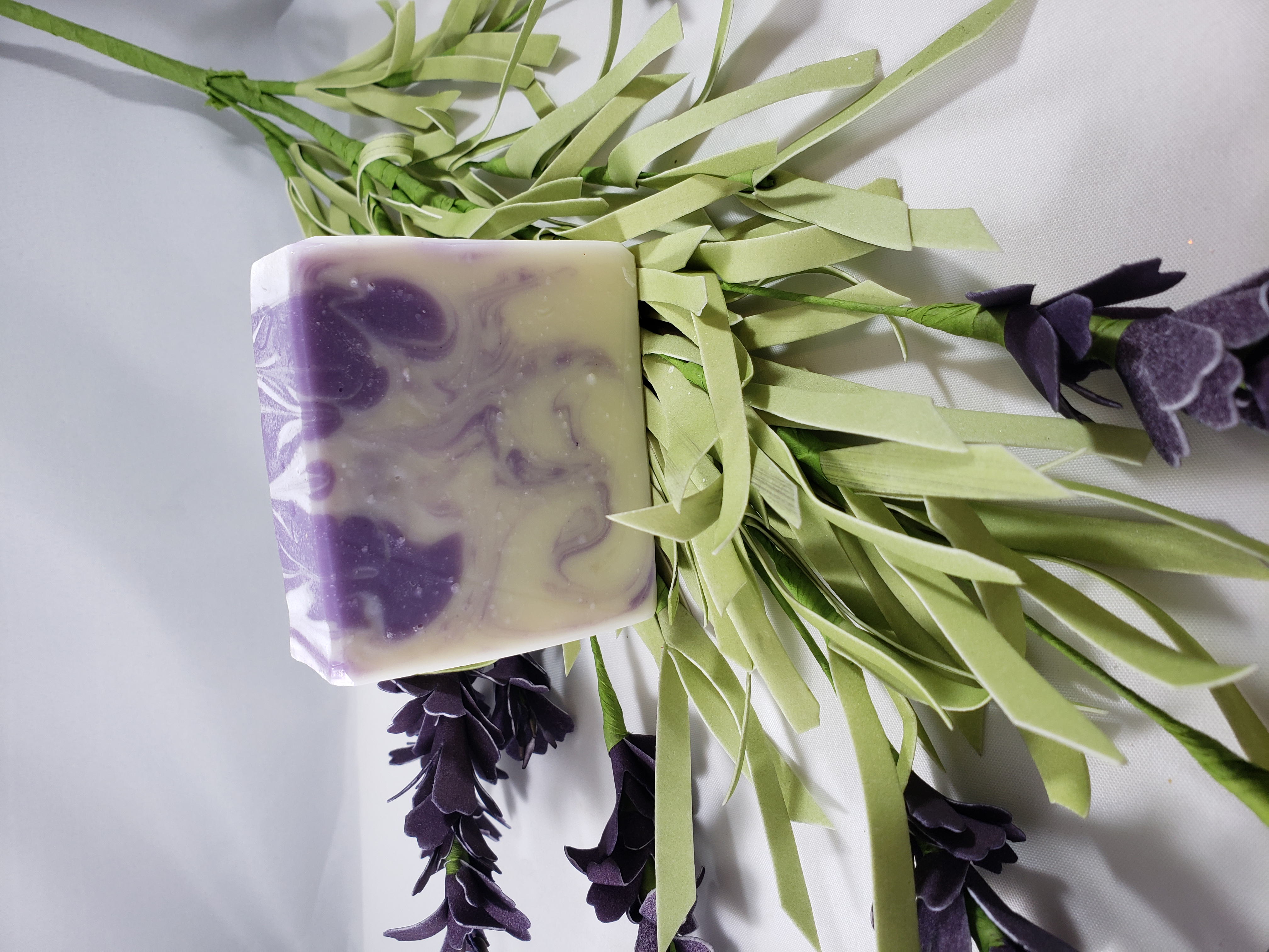 Schuggy Bees Lavender Soap