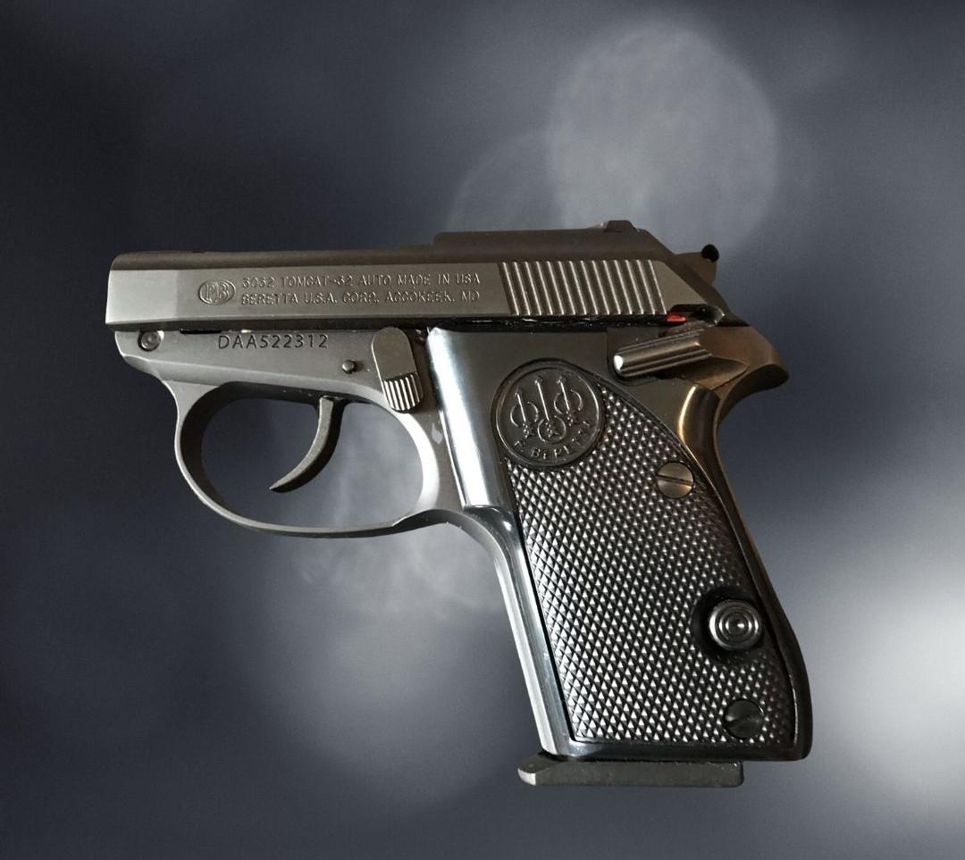 Beretta 3032 Tomcat .32 Auto Matte