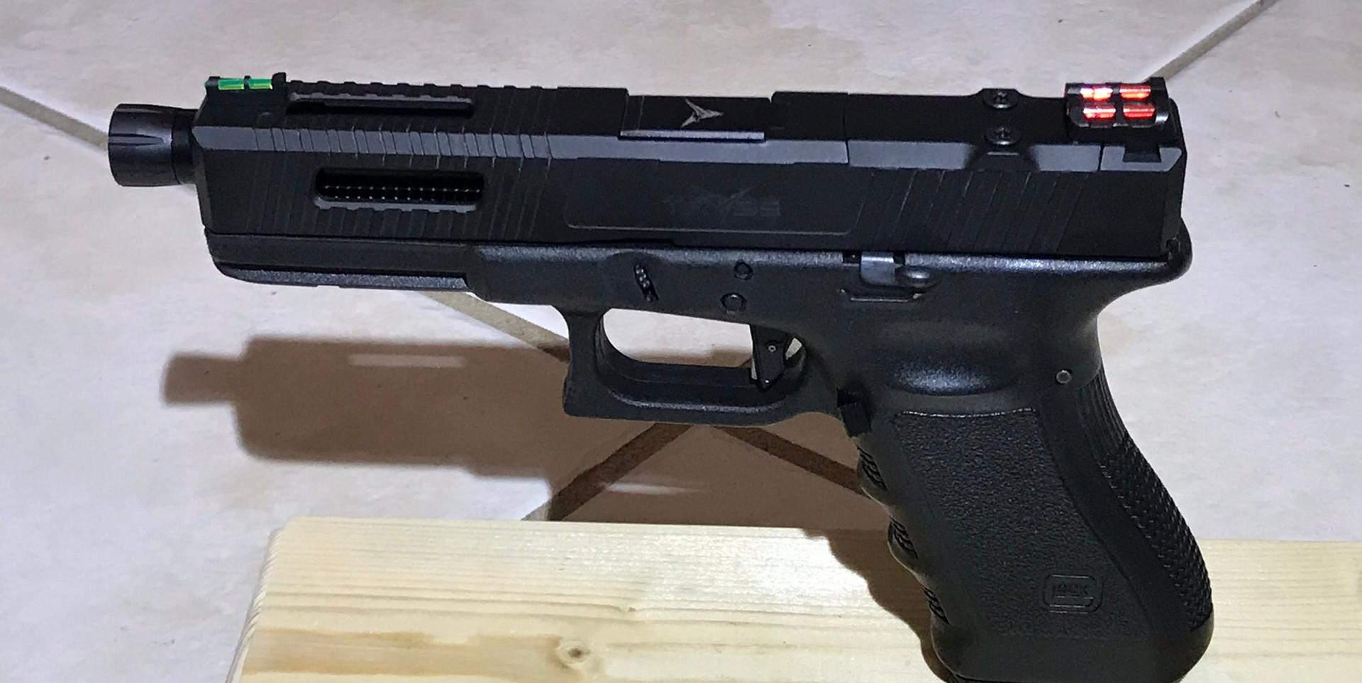 TYRBE - Glock 17 Gen 3