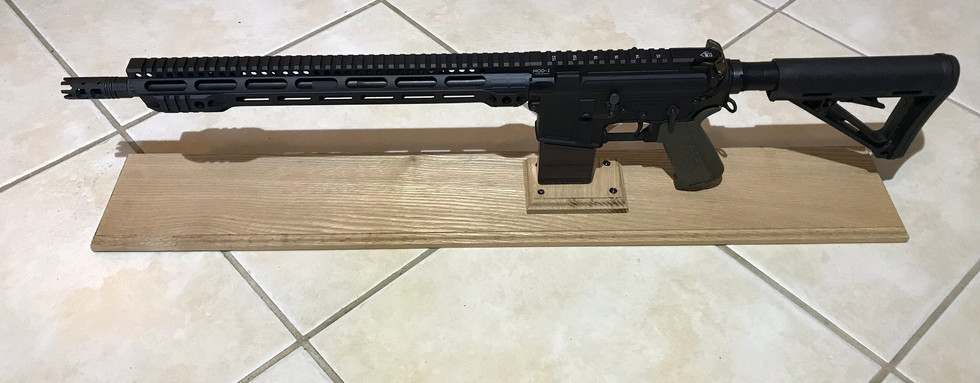 B. King Firearms AR-15 Build #1