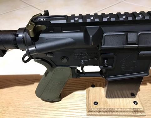 B. King Firearms AR-15 Build #1
