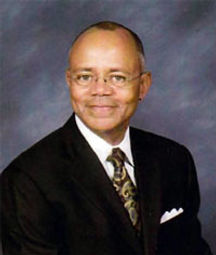 Pastor Jonny Toy of Bethel United Methodist Church of San Antonio