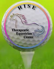 Rise Rehab Golf Logo