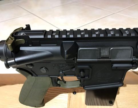 B. King Firearms AR-15 Build #2