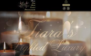 Tiara's Lighted Luxury