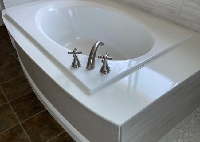 ADX Refinishing Bathtub