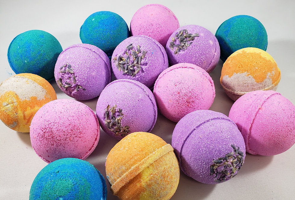 Mini Bath Bombs*