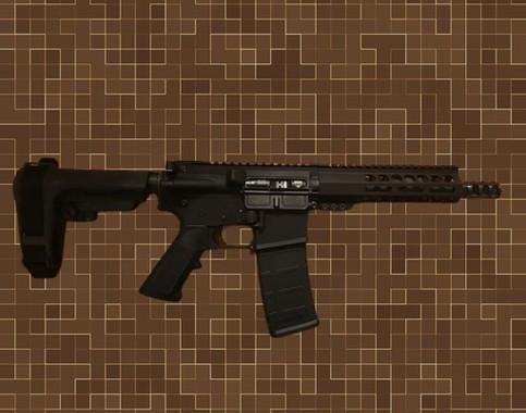 AR-15 .223 Wylde Pistol Build