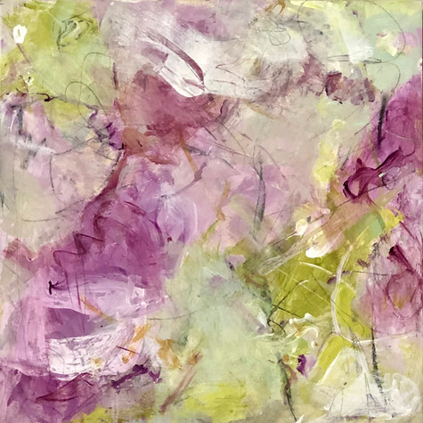 WIND IN LILAC BUSHES
