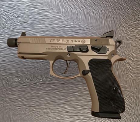CZ P-01 Omega Urban Grey