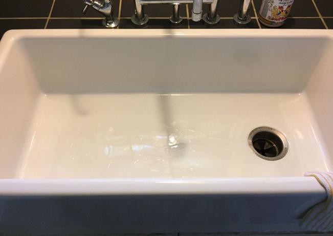 ADX Refinishing Sink