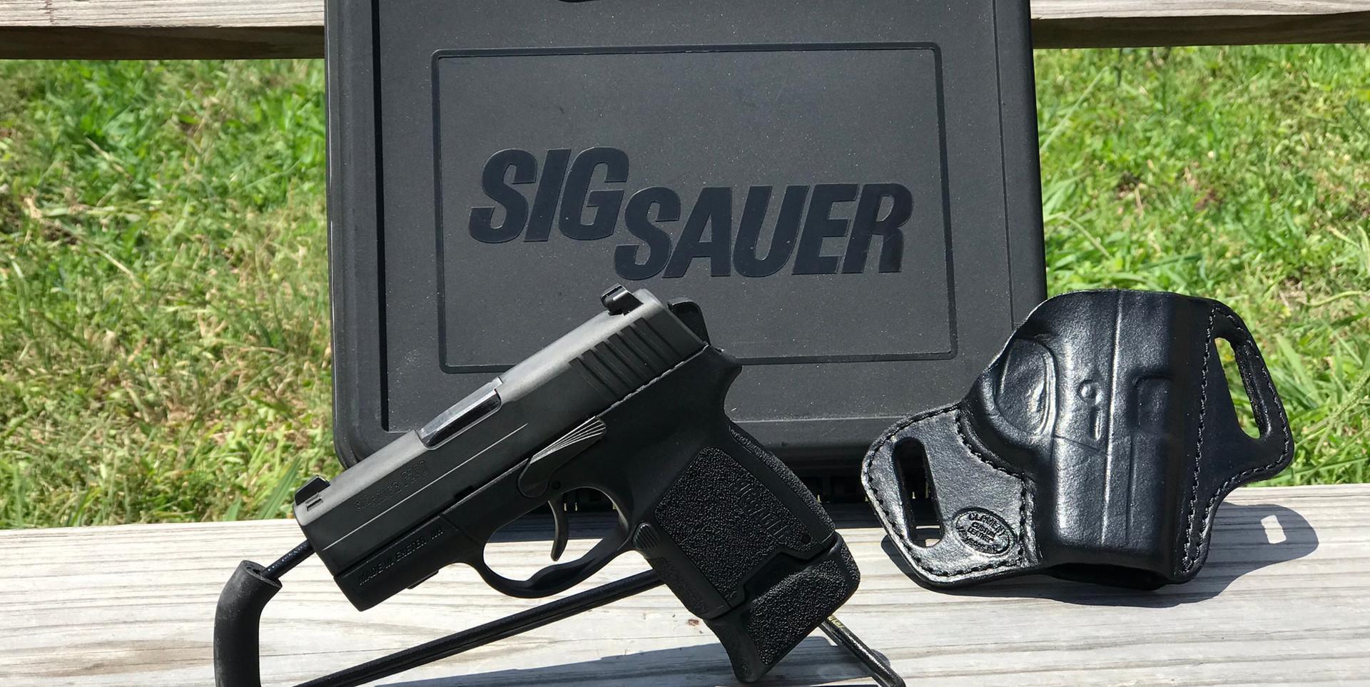 Sig Sauer P290