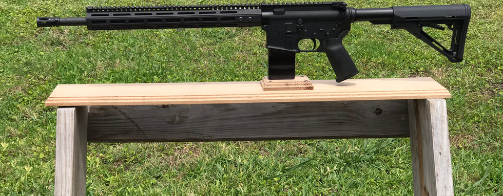"""DPMS AR-15 Rifle 18""""  SOLD"""
