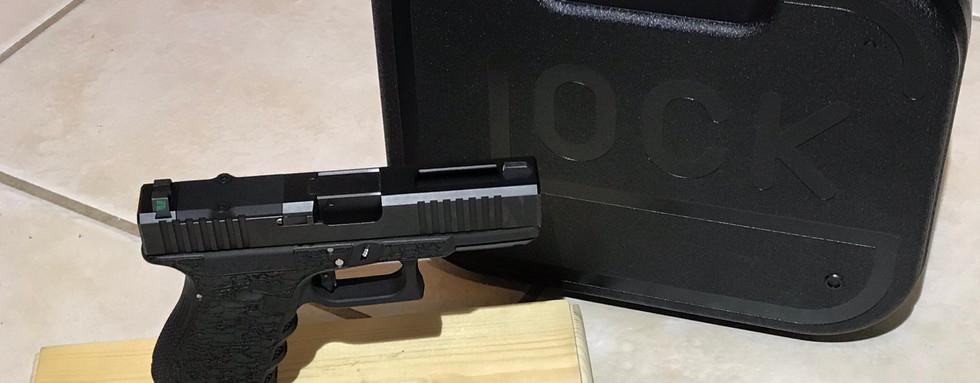 Rock Slide Glock 19 Gen 3 SOLD