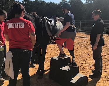 Picture of RISE Therapeutic Equestrian Center Team