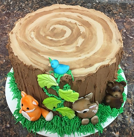 Woodland Animals Cake.PNG