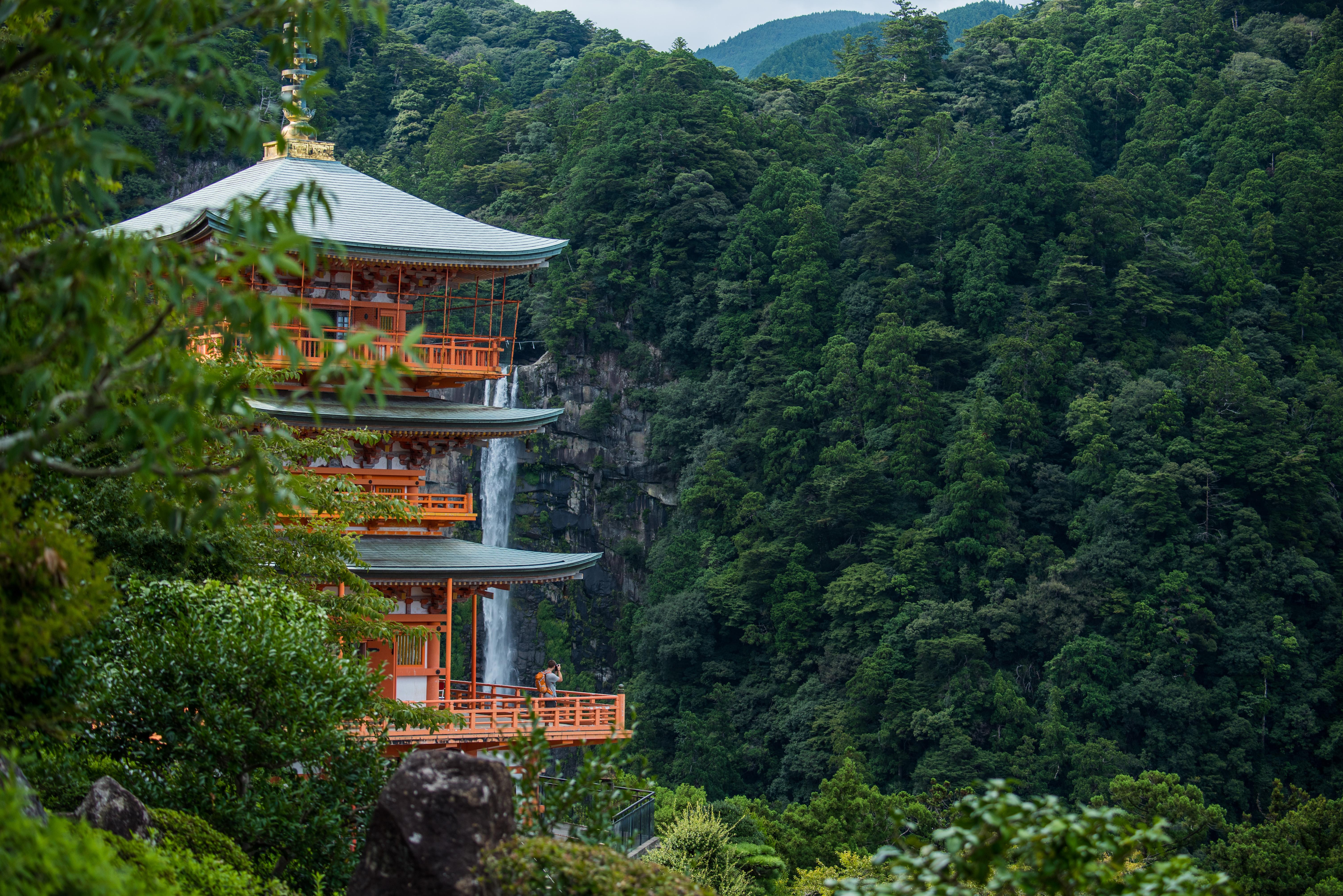 Nachi Falls Pagoda