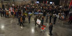 Turkey Take Seat Republic Ottawa