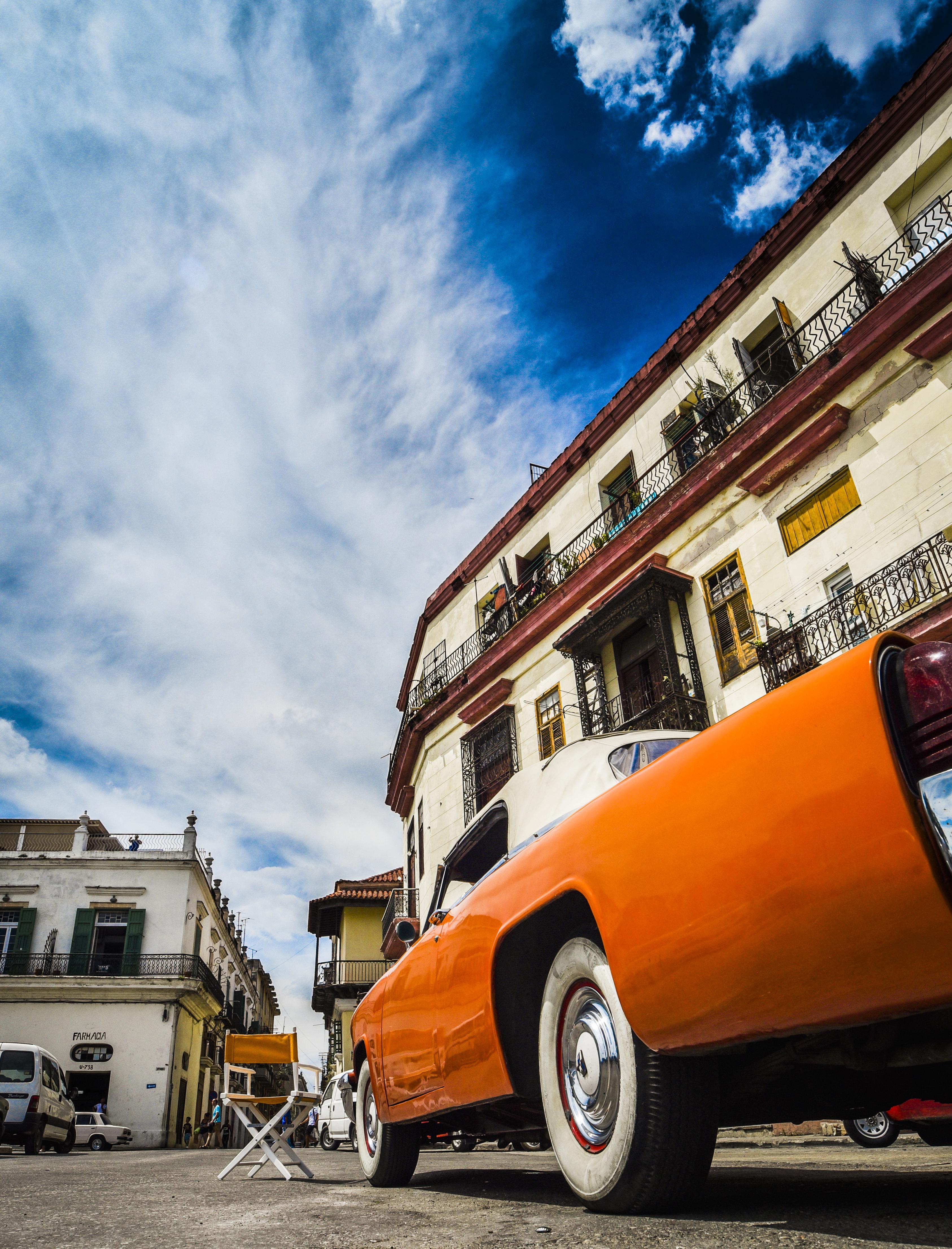 Take Your Seat Cuba