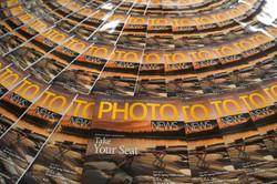 PhotoNews Take Your Seat
