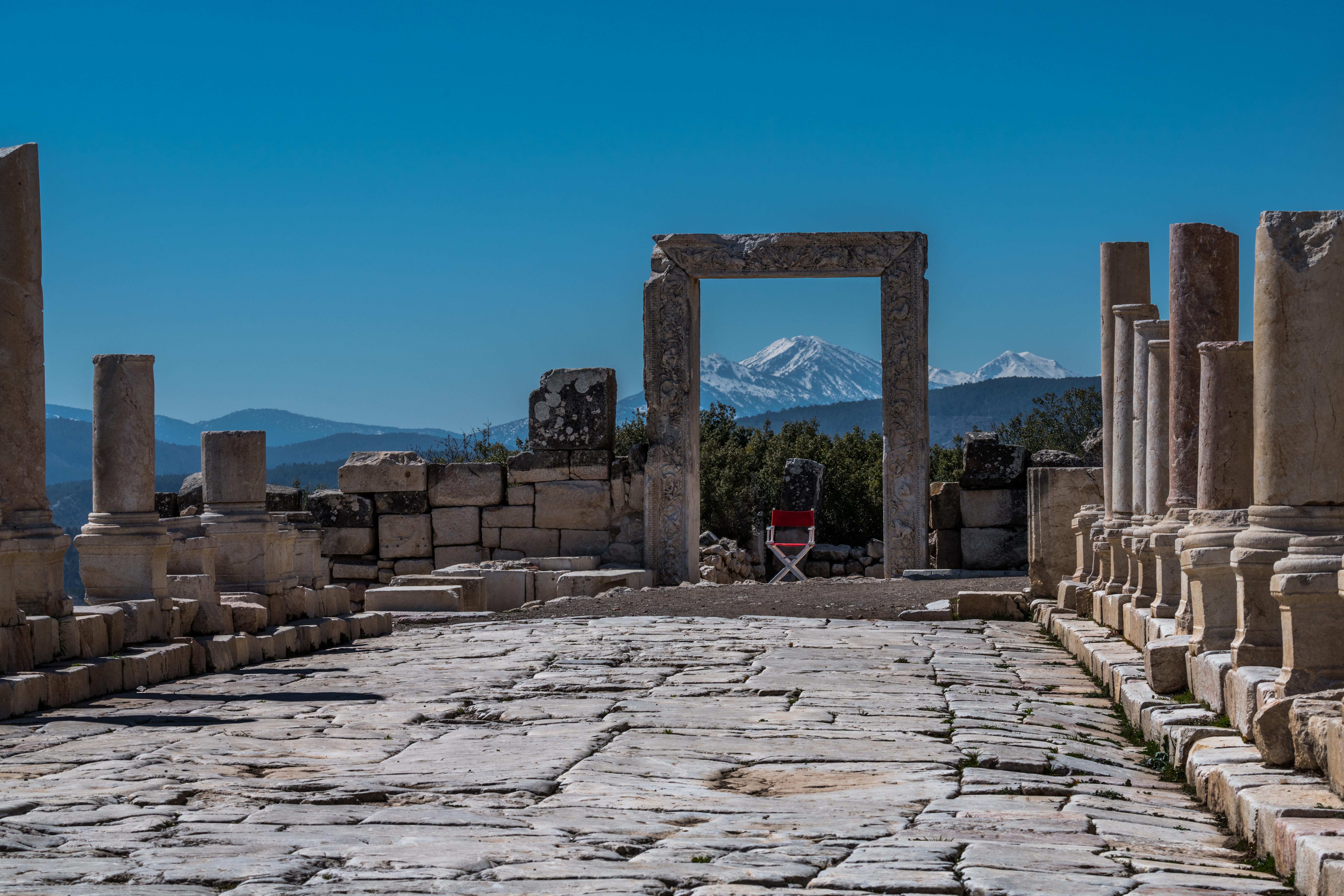 Ruins of Kbyra
