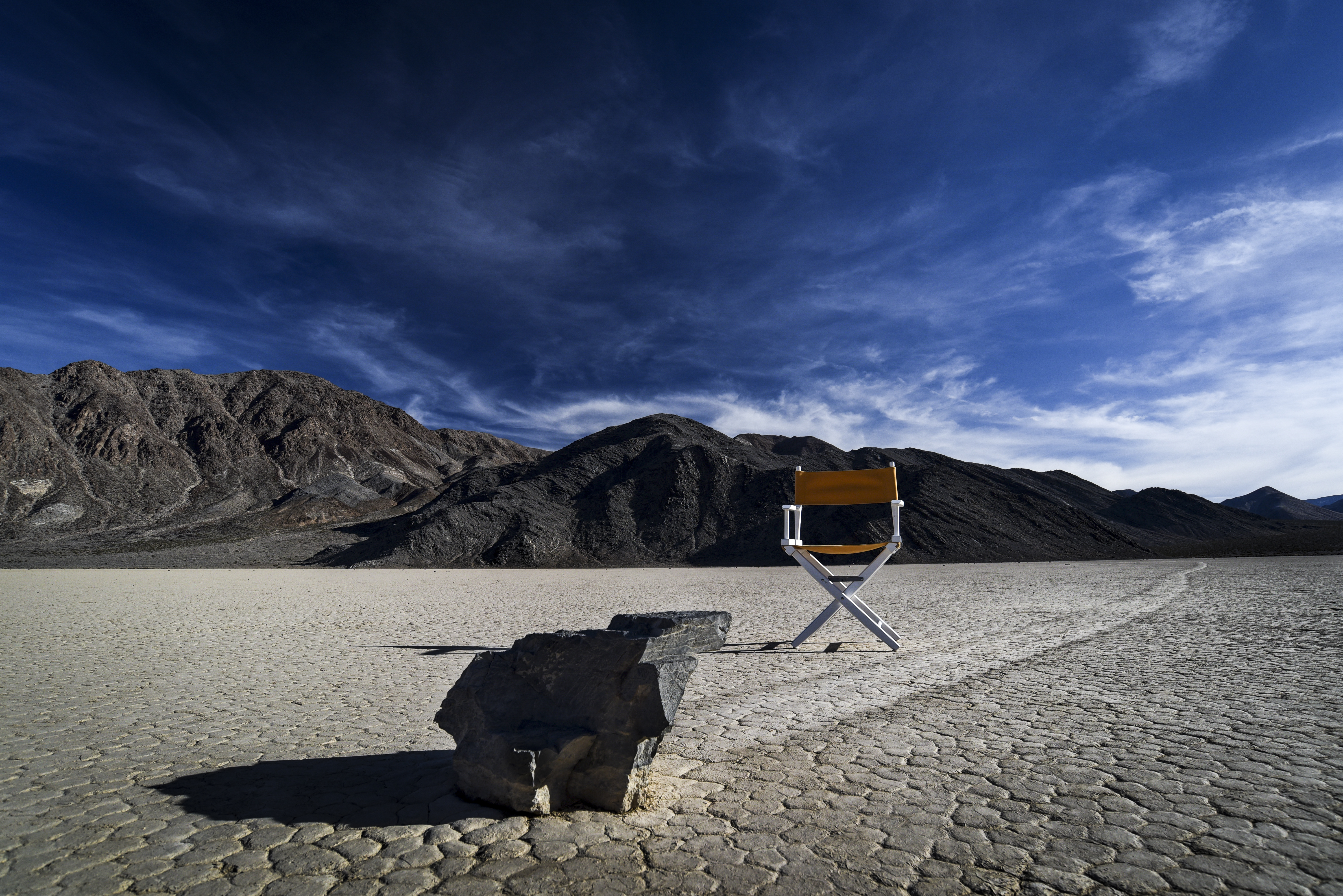 Take Your Seat Death Valley