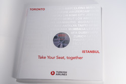 Turkish Airlines Take Your Seat