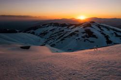 Mount Nemrut sunset