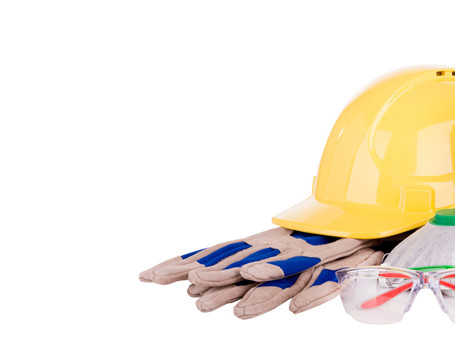 How PPE Safeguards Industrial Cleaning Staff